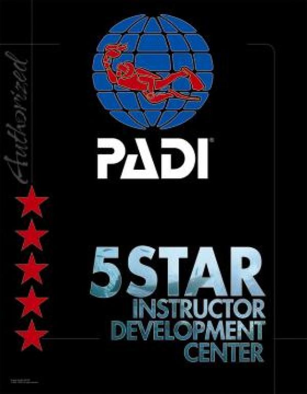 PADI Discover Scuba Diving in Tenerife